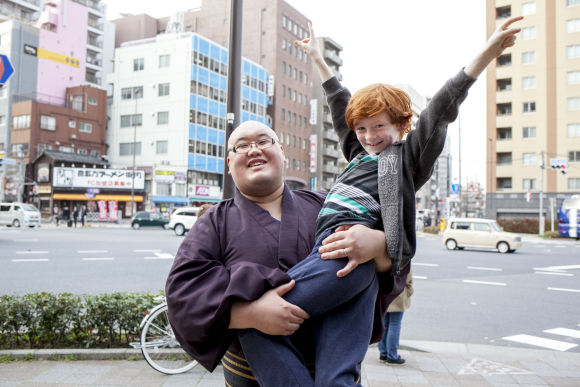 Tour Asakusa and Ryogoku with a sumo wrestler - 5