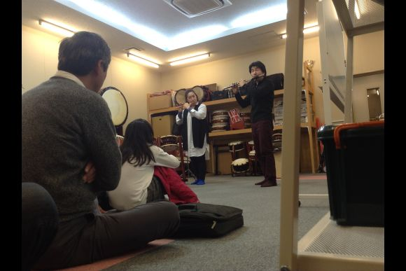 Discover traditional Japanese drum with a mini show, Fukuoka - 0