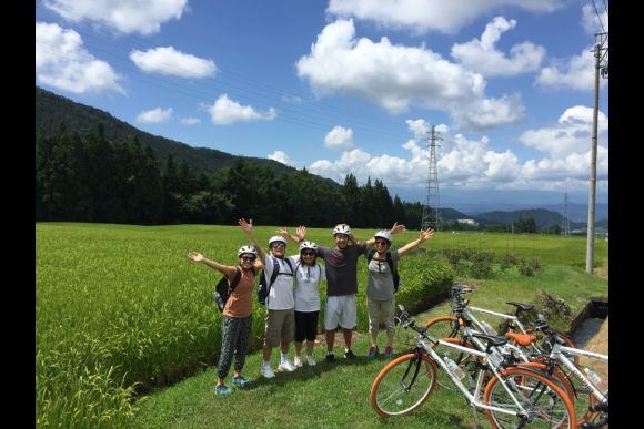 Enjoy a one day Snow Monkey and Cycling Tour in Nagano - 1