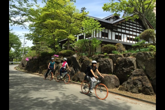 Enjoy a one day Snow Monkey and Cycling Tour in Nagano - 2