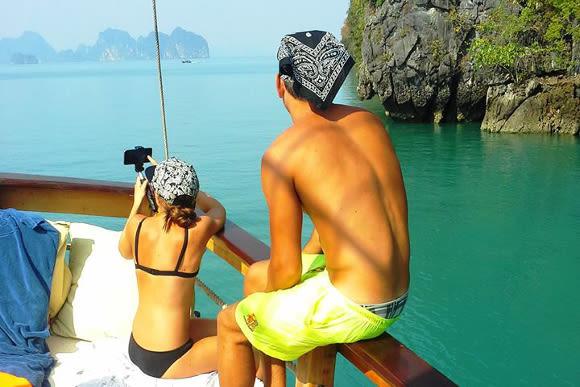 Phuket Day Tours to Maya Bay: La Moet's Phi Phi Island Tour - 4