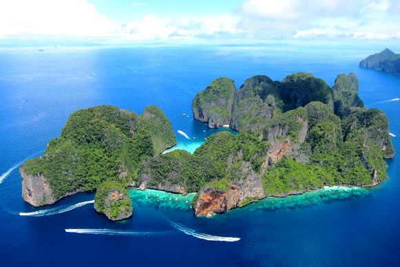 Phuket Day Tours to Maya Bay: La Moet's Phi Phi Island Tour - 5