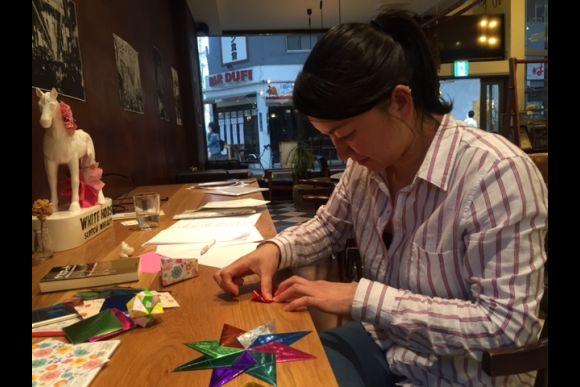 Enjoy an Origami Crafting Lesson in Nagoya - 0