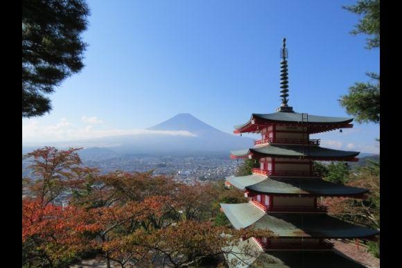 Enjoy 1-Day Bus Tour to Mt.Fuji & Meet Ninja from Tokyo! - 4