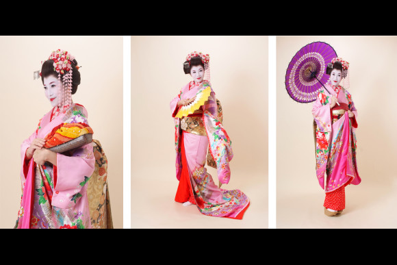 Try a complete Maiko makeover in Kyoto - 0