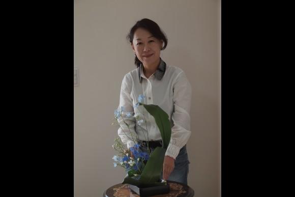 Enjoy Japanese flower arrangement Ikebana near Nagoya - 0