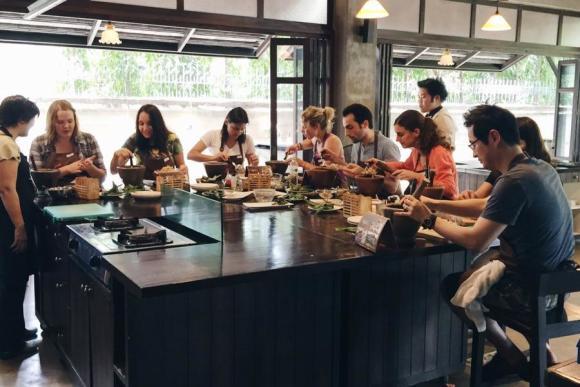 Authentic Bangkok Cooking Class - Baipai Thai Cooking School - 1