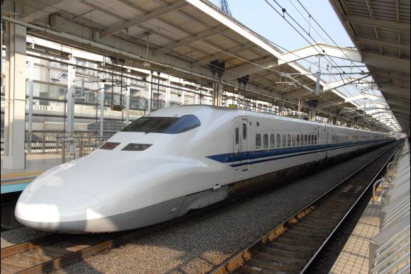 Shinkansen Bullet Train Tickets Between Tokyo/Osaka - 0