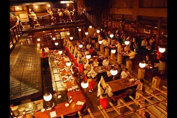 Go on a Kill Bill Restaurant-Roppongi-Azabu Food Tour - 0