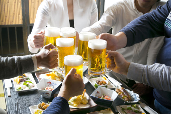 Join a drinking session with locals in Tokyo - 0