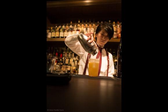 Enjoy Tokyo's Amazing Cocktail Tour! - 1