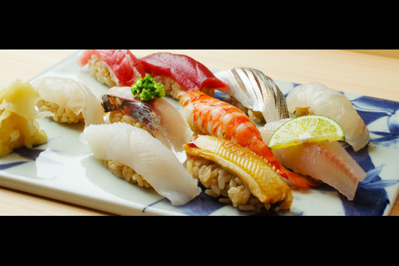 Reserve Sushi Kurosugi Michelin 1-star Restaurant in Osaka - 1
