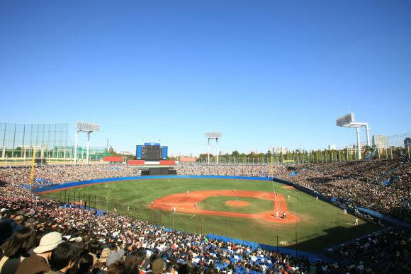 Tokyo Yakult Swallows Schedule & e-tickets for Jingu Stadium - 0