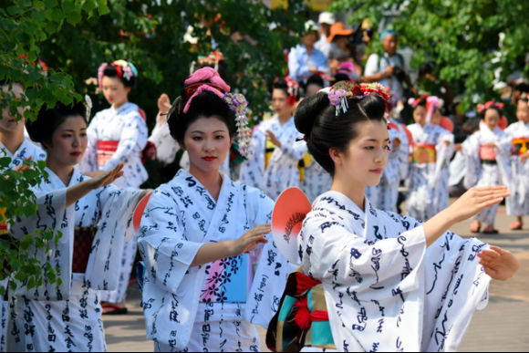 See the Shimada Mage (Topknot) Festival in Shizuoka (Sep 17) - 0