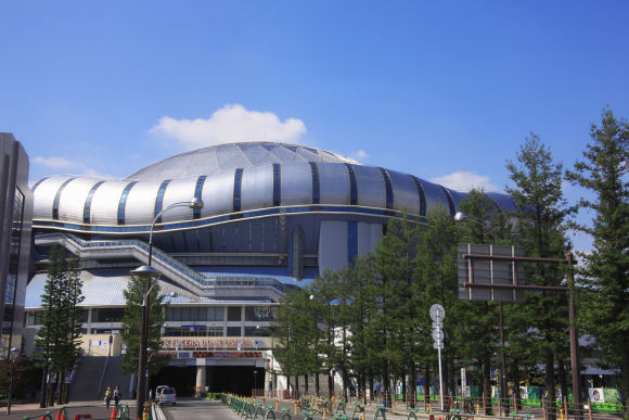 Get Baseball Game Tickets for Kyocera Dome in Osaka! - 0