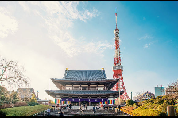 Tour Tokyo's Modern & Traditional Architecture Highlights - 0