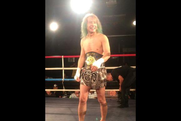 Practice kickboxing in Tokyo - 2