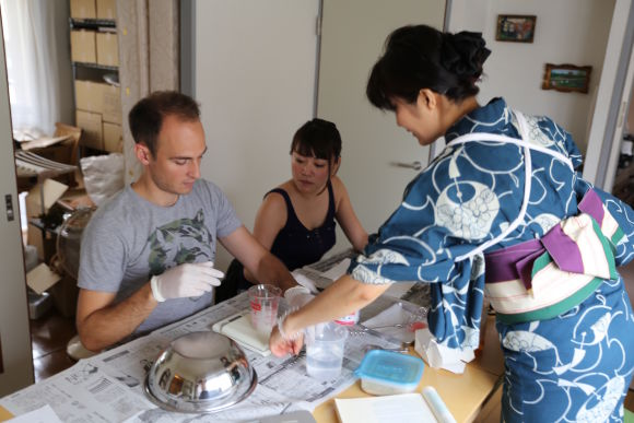 Make Traditional Japanese Soap in a 1-Day Craft Class, Tokyo - 2