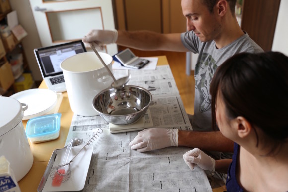 Make Traditional Japanese Soap in a 1-Day Craft Class, Tokyo - 3