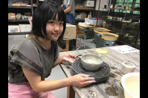 Hands on experience of Japanese ceramic in Nagoya - 0