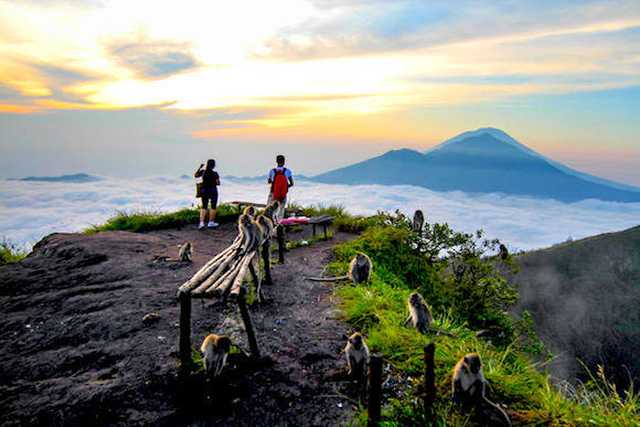 10% OFF Mt. Batur Volcano Sunrise Trek / Private Path Hike - 3