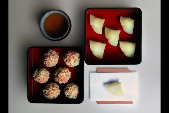 Make Japanese traditional seasonal confectionery in Kyoto - 0