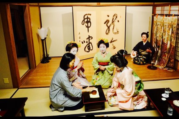 Book an exclusive experience in Tea house with a maiko,Kyoto - 0