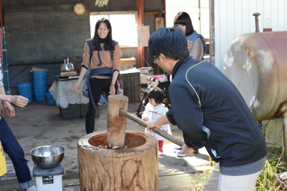 Enjoy Japanese seasonal foods and culture at Yokoya farm - 2