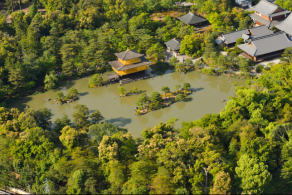 Kyoto sky cruising: Helicopter tour over Kyoto - 0