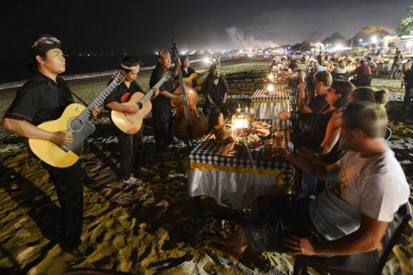 Kecak Dance & Seafood Dinner : Uluwatu Sunset Tour - 5