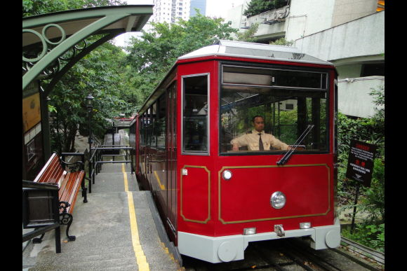 10% OFF Victoria Peak Hong Kong Tram Fast Track E-Tickets - 1