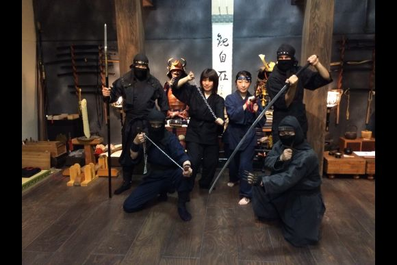 Be a Ninja: Learn Three Basic Techniques - 4