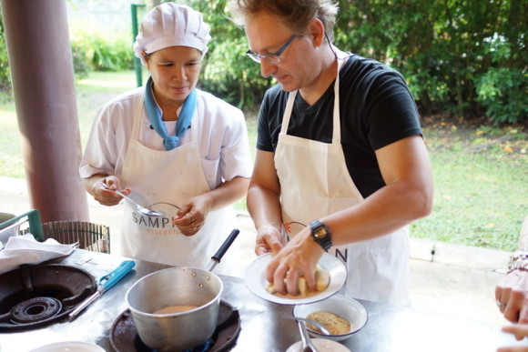 Pick Ingredients at an Organic Farm and Cook a Thai Meal - 4