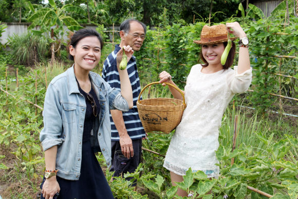 Pick Ingredients at an Organic Farm and Cook a Thai Meal - 5