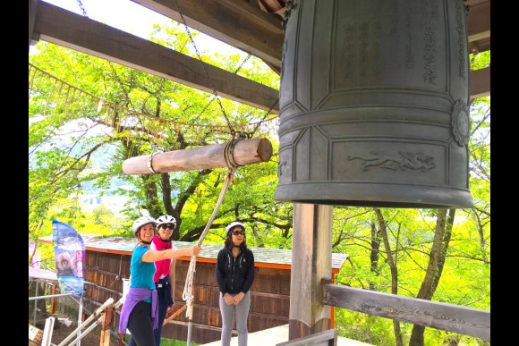 Enjoy a one day Snow Monkey and Cycling Tour in Nagano - 4