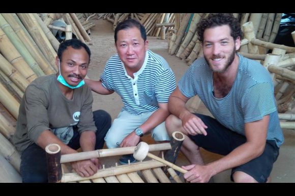 Build your own Bamboo Jegog and Learn to Play the Instrument - 5