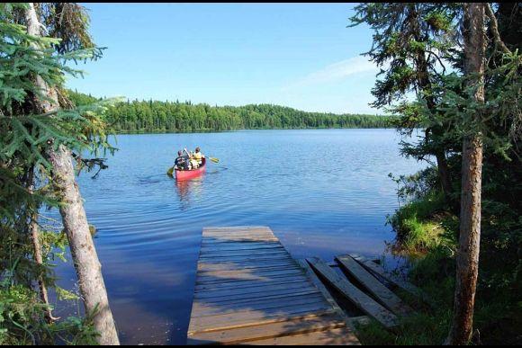 Go canoeing in Lake Akan, part of Akan National Park! - 1
