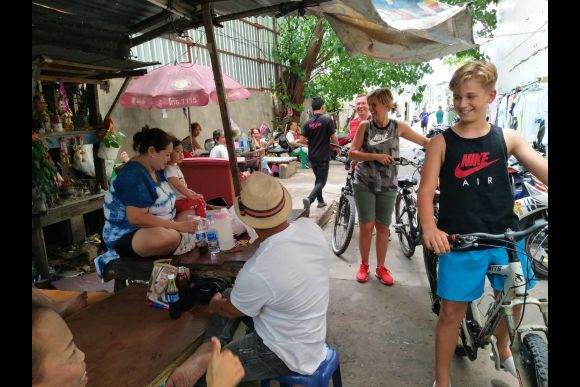 See the sights and sounds of Bangkok on a bike - 3
