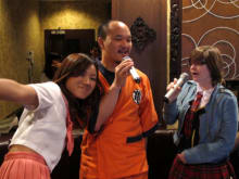 Let's Enjoy Cosplay and Karaoke Together!