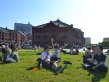 Explore Yokohama: Beach, Cruise and Chinese Food Tour