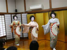 Geisha: Traditional Japanese Play