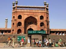 Bike along Delhi's Holy River: the Yamuna