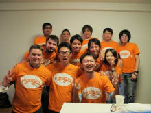 Party with the Voyagin Team!