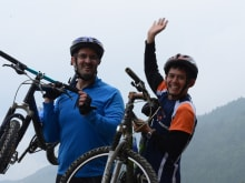 Experience off-road cycling in Northern Vietnam