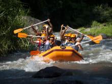 50% OFF : Rafting à Bali - Descendez la rivière Ayung