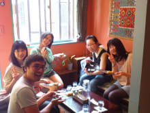 Have a Lunch with an Osaka local girl!