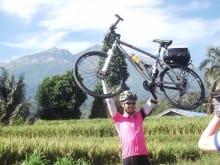 Biking/Trekking Combination Tour - Best of Lombok in 1 day!