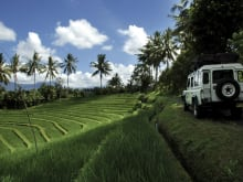 Land Rover Tour - Journey to the Secret Soul of Bali