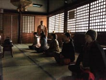 Practice Zazen at Zenko-ji Temple in Gifu