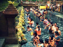 Take Part in a Spiritual Cleansing Ritual in Bali